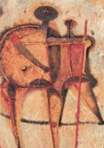 نقاش مکزیکی