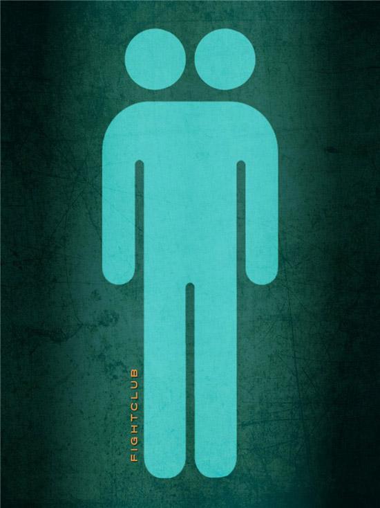 مینیمال پوستر