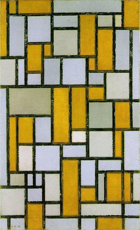 piet-mondrian-gray-brown