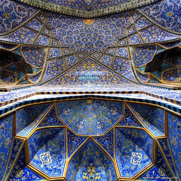 معماری ایرانی - مساجد