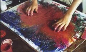 هنر هنر درمانی