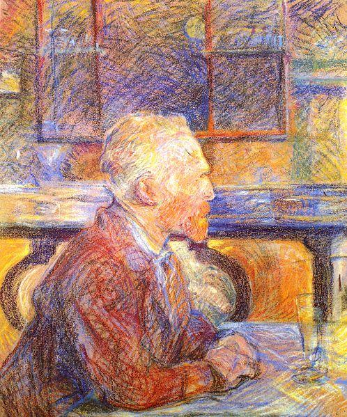 Vincent van Gogh - Henri de Toulouse-Lautrec